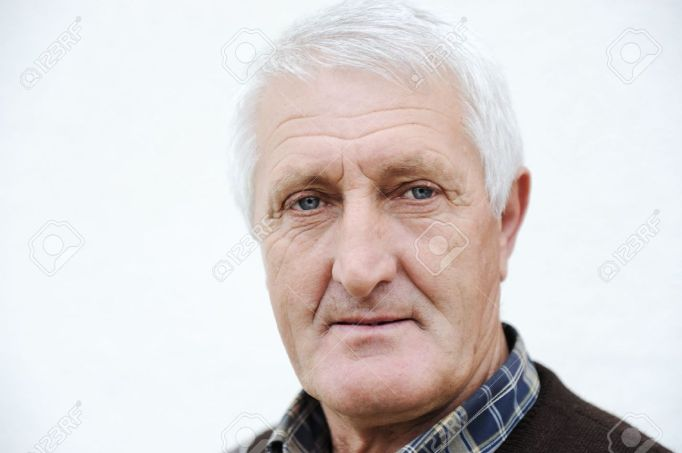 10087069-Closeup-Profile-on-a-good-looking-Old-Man-Stock-Photo-face