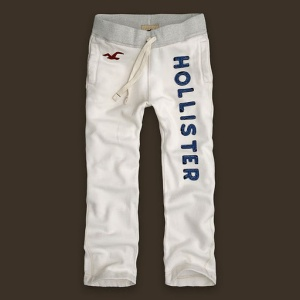 Hollister-Classic-White-Sweatpants-Men