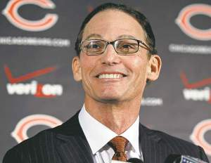 Marc Trestman introduced as head coach of the Chicago Bears