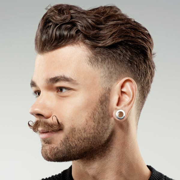 Man Gets Same Haircut His Grandpa Had During Wwii And Considers